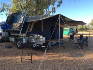 Campingtoilette