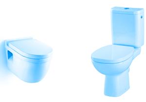 Hänge WC Stand Toilette