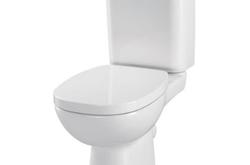 Stand WC mit Spülkasten