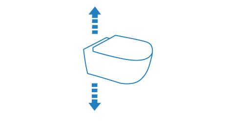 wie hoch h nge wc anbringen. Black Bedroom Furniture Sets. Home Design Ideas