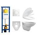WISA Excellent Set XS BB WC Vorwandelement