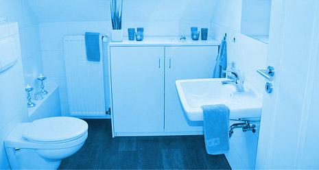einrichtung des g ste wcs toilette kaufen ratgeber. Black Bedroom Furniture Sets. Home Design Ideas