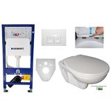 Geberit Duofix Basic UP 100 WC Vorwandelement