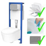 Lavita All-In-One-Set V2 WC Vorwandelement