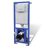 vidaXL Einbau-Spülkasten WC Vorwandelement