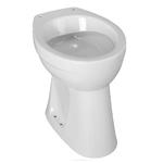 Stand Flachspül-WC Cornat