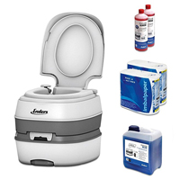 Enders Deluxe Campingtoilette