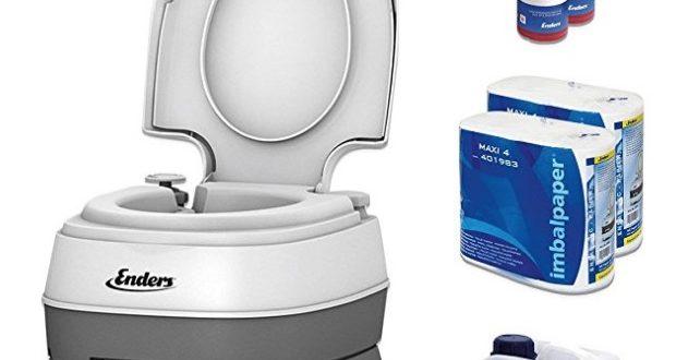 enders campingtoilette toilette kaufen ratgeber. Black Bedroom Furniture Sets. Home Design Ideas