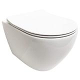 ADOB spülrandloses wandhängendes WC